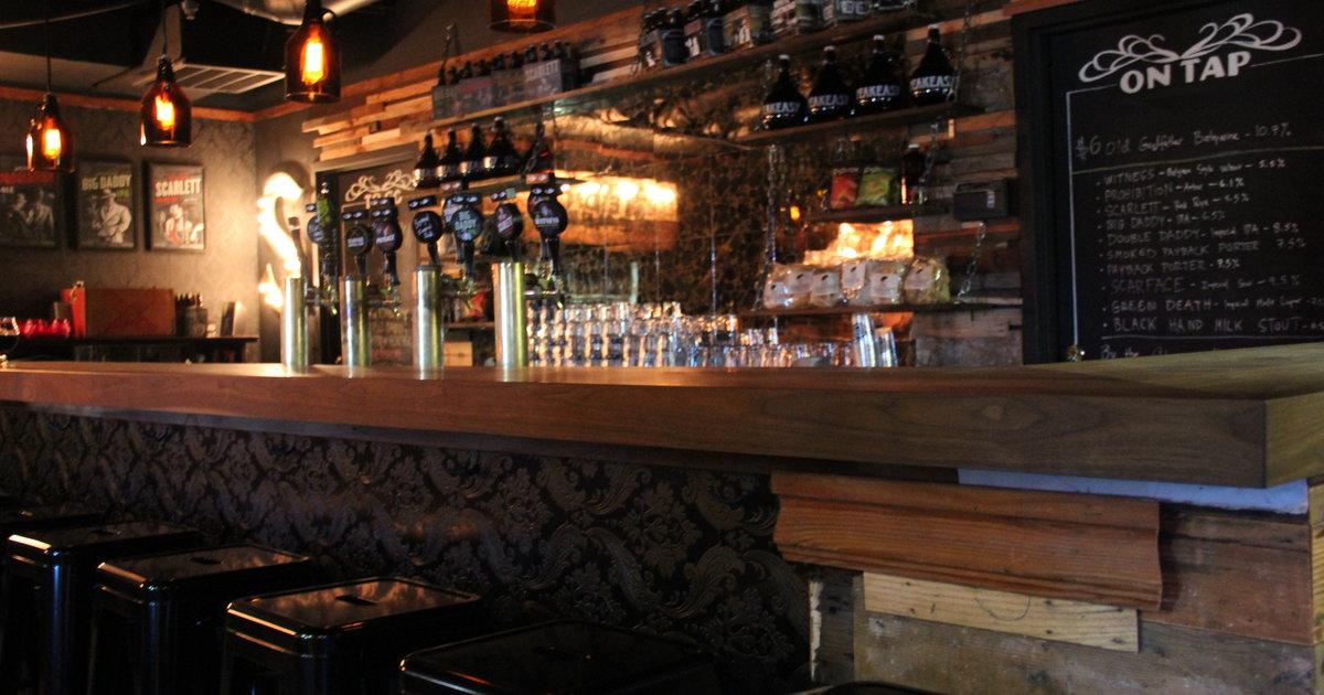 Speakeasy Tap Room Drink Thrillist San Francisco