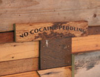 Speakeasy Tap Room-No Cocaine Peddling Sign-San Francisco