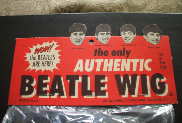 Mining eBay for the best Fab Four finds