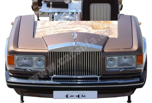 It\'s like taxidermy for cars
