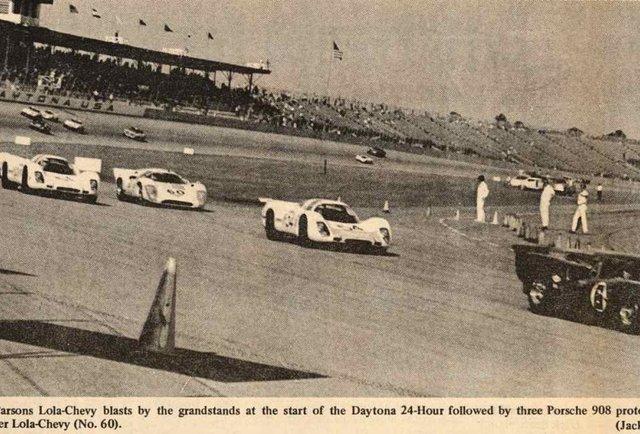 Own the 1969 Lola from <em>Le Mans</em>