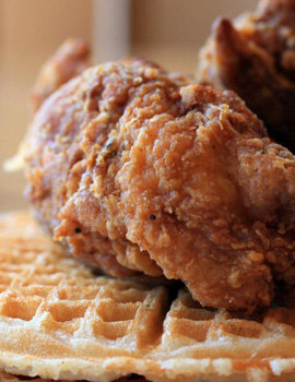 Fried bird and breakfast-time treats in the Fillmore