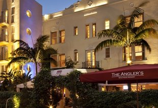 The Angler's Boutique Resort