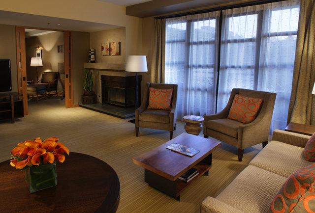 An overnight oasis at the Northwest\'s best health club