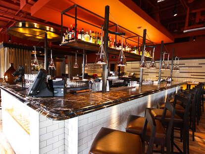 Bar at KR SteakBar