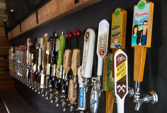 52 Texas taps arrive on Rainey St