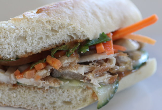 Fancified sandwiches and more in Culver