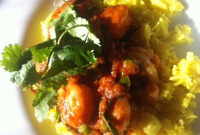 Indian street food with a <em>Top Chef</em> upgrade