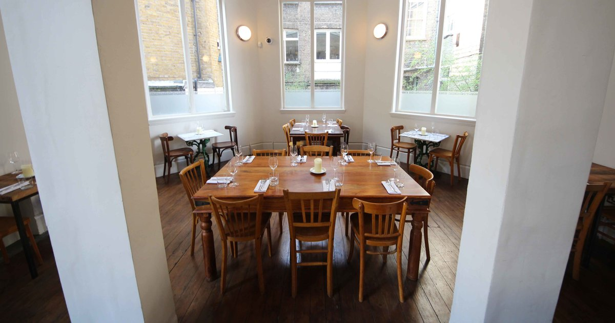 Shoredtich Town Hall becomes delicious