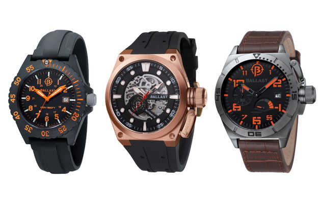 Sub-inspired timepieces that'll keep your wrist steez afloat