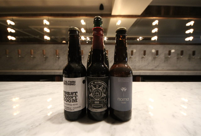 Does Greenpoint have the best beer bar in NYC? Probably.