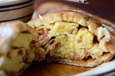 The Breakfast Bomb at Honey's Sit & Eat in Philadelphia
