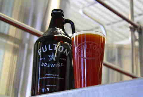 Fulton Brewing, Minneapolis
