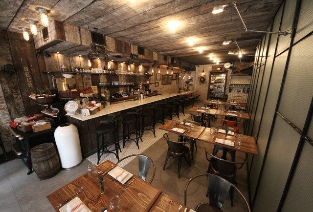 Rustic tasting menus and weed-beer in the East Village