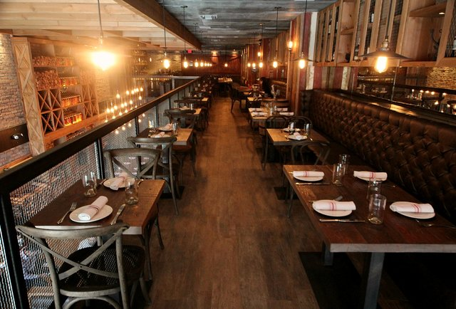 Ridiculous barbecue and home-brewed cocktails in the Gables
