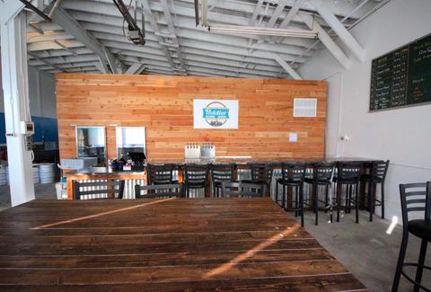 Peddler Brewing Company Seating