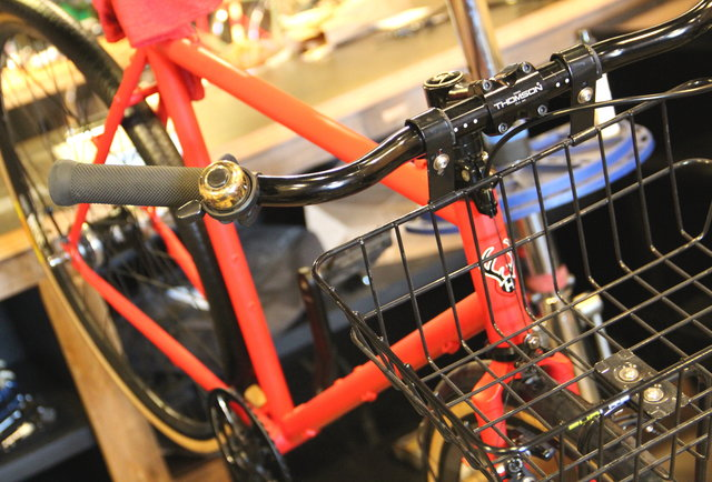 Downtown\'s posh boutique bike shop