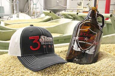 3 stars brewery in Washington DC