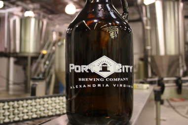Port City Brewery in Washington DC