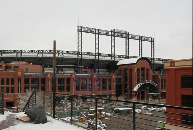Pub food and tons of booze just steps from Coors Field