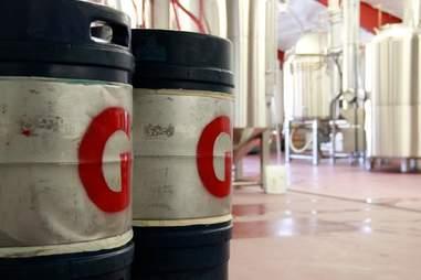 Gigantic Brewing.