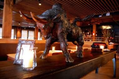 Decor at Cuoco Seattle