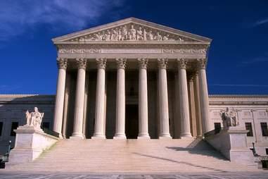 Three Branches of Government Crawl Supreme
