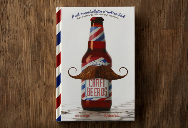 The best book ever written about beers that have facial hair on them