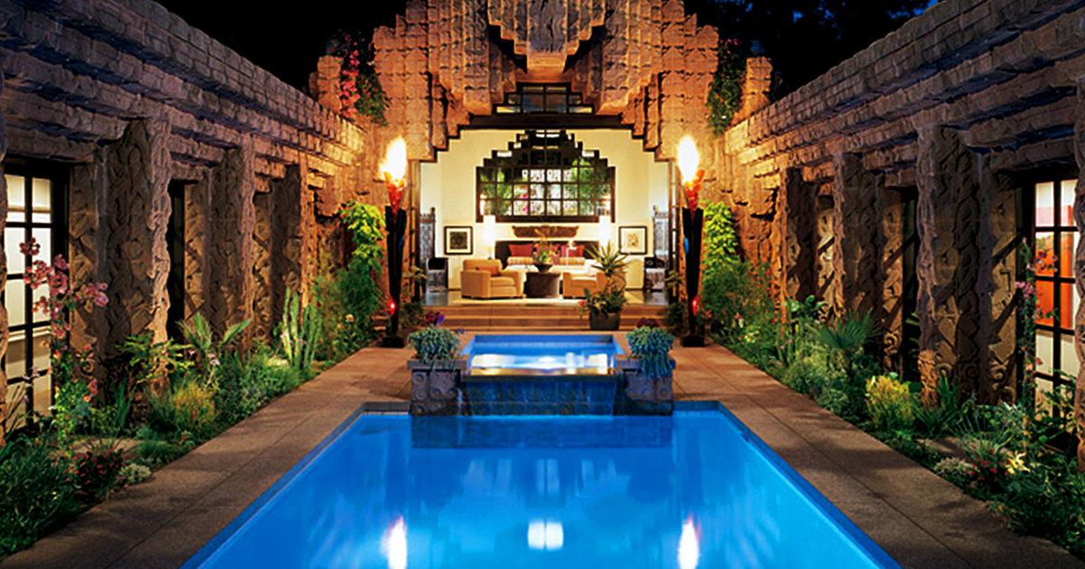 Airbnbest Sowden House Travel Thrillist
