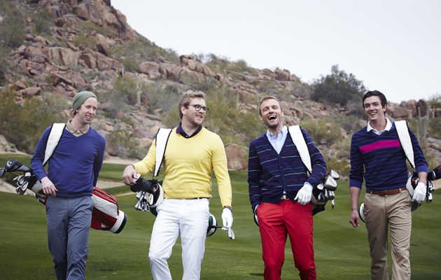 Bonobos' first line of fairway-friendly duds