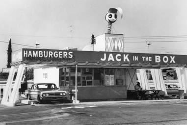 Jack in the Box Drive-Thru