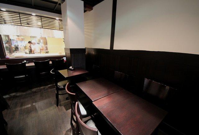 Handmade udon in Little Tokyo