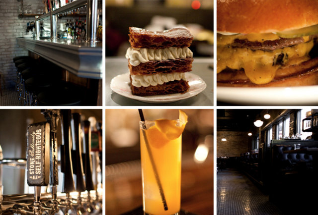 An editor\'s guide to eating around town