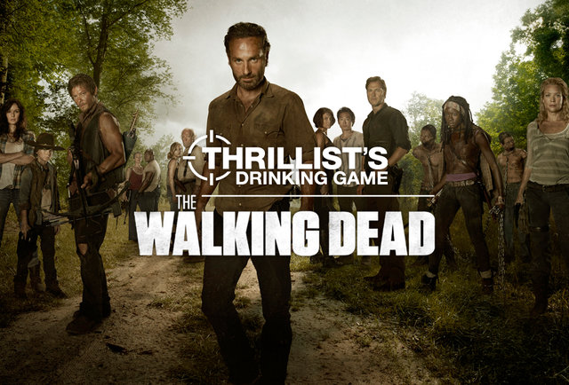 Watching <em>The Walking Dead</em> finale? Like alcohol? You\'re gonna need this.