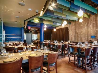 Paiche-Restaurant Interior-Los Angeles