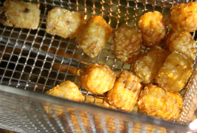 Curbside potato poppers from a Temple alum