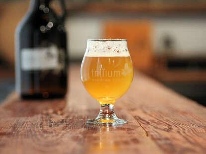 wheat beer belgian trillium brewing boston massachusetts brewing brewery