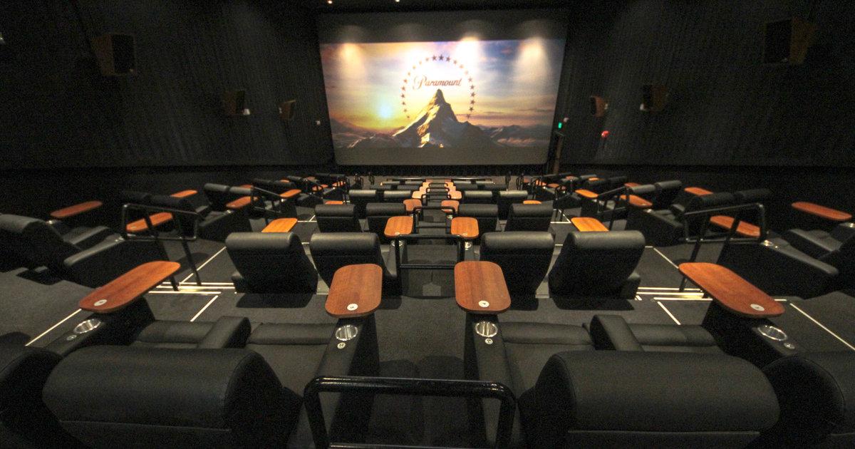 Look Cinemas A Dallas Tx Venue