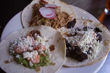 Tacos at Holy Taco in Atlanta