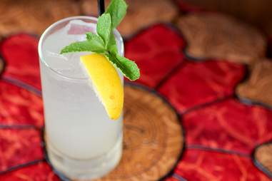 Electric Lemonade at Barock Miami