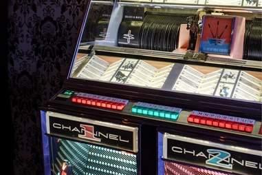 Park on Fremont Las Vegas -- jukebox