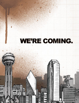 Dallas Is Coming