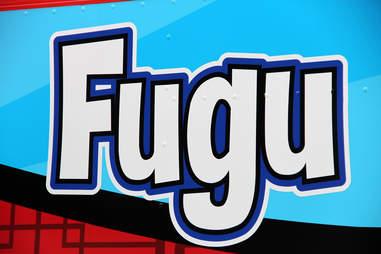 Fugu Food Truck Logo