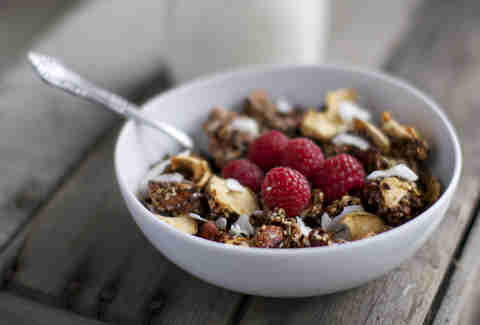 UbrLocal Keep It Real Food Granola