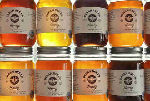 UbrLocal Urban Bee Company Honey