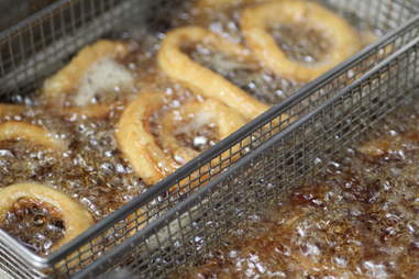 Melch's onion rings