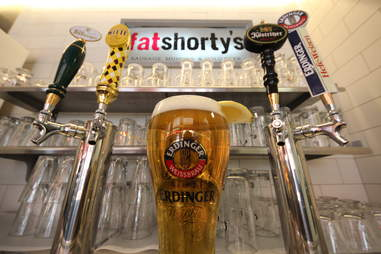 Fatshorty's Beers