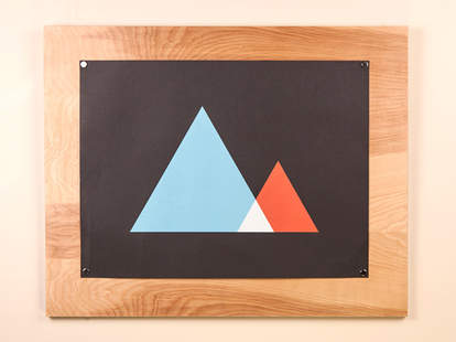 a cheaper way to hang art with OpenFrame