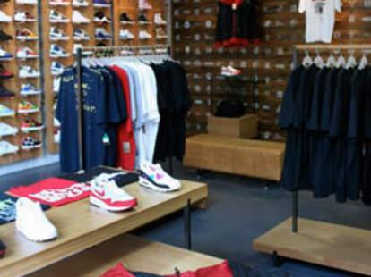 Akin sneaker boutique in Chicago
