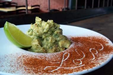 Guacamole at Lola's in Denver